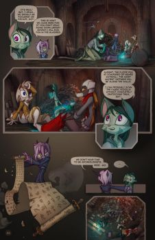 Dreamkeepers Saga page 384 by Dreamkeepers