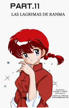 Ranma-chan by robinsita