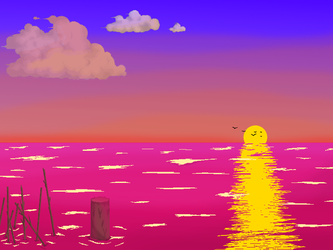 (WIP) The last journey [SunFall PixelArt] by Ofghanirre