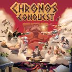 Chronos Conquest Cover by bib0un