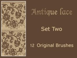 Antique Lace Set Two by surfing-ant