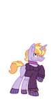 -request- fab pony by The-glitter-poni