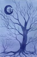Moon Chalice, Brave Tree by JLGribble
