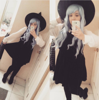 Basic Witch Costume by chubbynugget