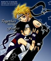 Together now and Forever by saorimaru