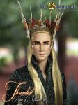 Thranduil Elvenking - King of Mirkwood by my-immortals