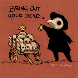 Plague Doctor V by FrankiesBugs