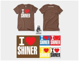 I Heart Shiner by screenbk