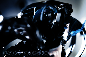 GSC - Black Rock Shooter by Skecchu