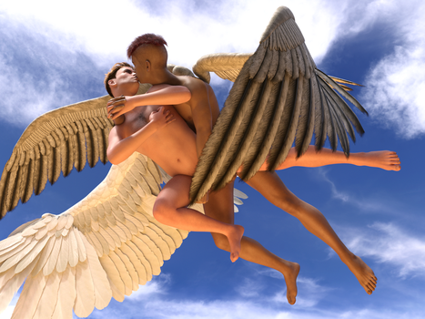 Angel Love by Philopp