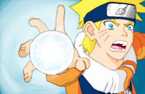 The Rasengan by l3xxybaby