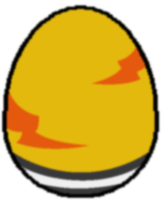 Sparky Egg by TheCartridgeTilter