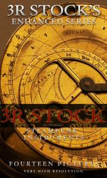 3R Stock Steampunk Instruments by NEOkeitaro