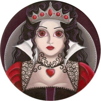 Snow white evil queen by HellbeeretH