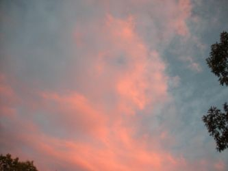 Cotton Candy Clouds 1285 by Aazari-Resources