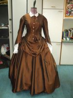 Victorian dress by Orange--Blossom