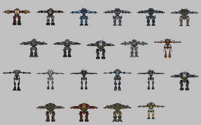 Titanfall: Assault model pack 1 by KittyInHiding