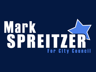 Mark Spreitzer Logo by tlk742