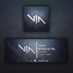 Facebook pack for Team IntensiVe! Get yours! by Qeesec