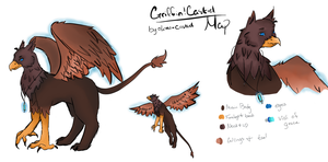 Griffin!Castiel Map by oh-no-Castiel