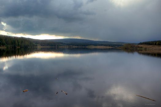 Kielder Waters by Leeby