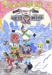 New ThunderCats meet the BMFM by CCB-18