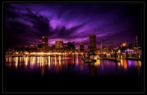 Charm City II by cenkphoto