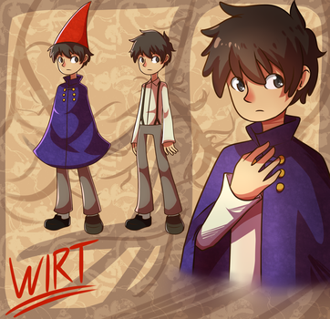 Over The Garden Wall Wirt by Mgx0