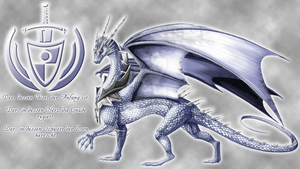 Drachenfest - Silver Avatar by Suora91