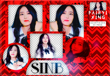 [PNG PACK #780] Sinb - GFriend (171216) by fairyixing