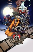 Skullgirls Group Shot!!! by oh8