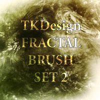 TKdesign Fractal Brush Set 2 by TKdesign