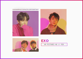 Photopack 2533 // EXO by xAsianPhotopacks