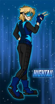 Hightail by Impious-Imp