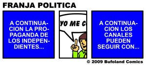 Candidatos Independientes by Bufoland