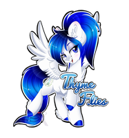 Thyme Flies (Gift) by Silent-Shadow-Wolf