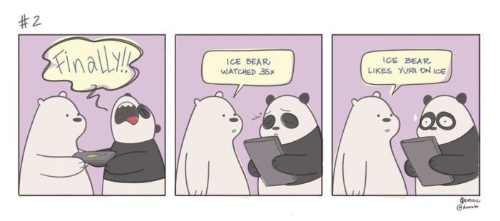 We Bare Bears #2 by domxto