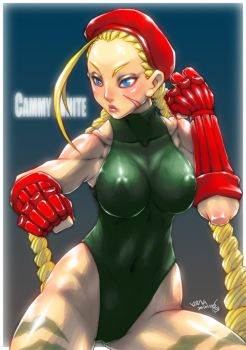 Street Fighter - Cammy by Romehamu