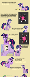 Twilight's Lecture: The Meaning of Life by Dr-Dippy