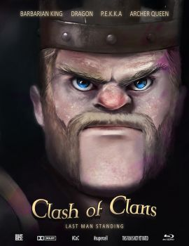 CoC Movie Poster by villaskgm
