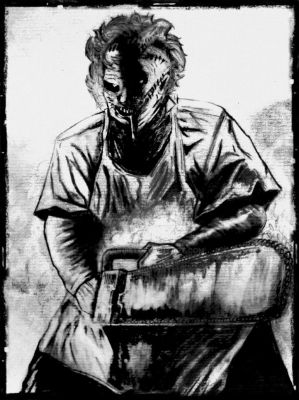 'Leatherface' by tksb1981