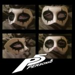 Persona 5 Mask by Phatom12