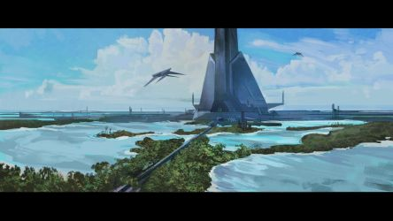 Rogue One Film study #1 by CrimsonSword03