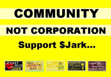 Community...Not CORPORATION by LonelyandConfused