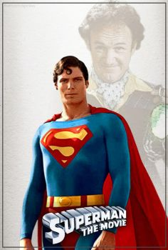 SM01 Superman - The Movie (1978) by eliwingz
