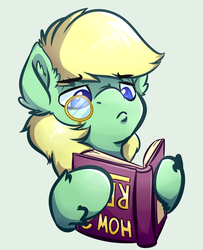 Smart Green Horse Commission by WitchTaunter