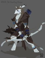 River: The Howling Arrow - ARMELLO by Wolfdog-ArtCorner