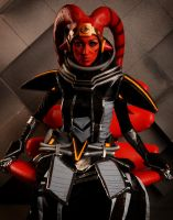 Star Wars: The Old Republic - Sith Inquisitor 4 by Feyische