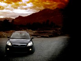 Ford Focus by pdentsch