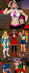 SFV Girls Swapping Heads (2) by Argeti